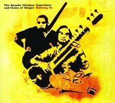 Ananda Shankar and State Of Bengal - Walking On [CD]