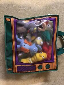 The Simpsons Dakin Plush Toyset -rare