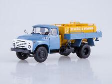 "Scale model truck 1:43 ZIL-130 Tank ""Live Fish"" 1974"