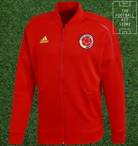 Official adidas Colombia ZNE Jacket - Football Track Top - Mens - All Sizes