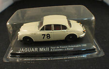 Kiosque ◊ Jaguar MkII Tour de France Automobile 1960 ◊ 1/43 ◊ boxed/en boite