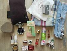 Beautypaket / Wellnesspaket  22 tlg. Kosmetik - Decke - Strümpfe - viele NEU,