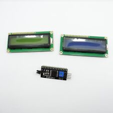 5V LCD1602 Modulo Bordo + Adattatore IIC/I2C parallelo 16X2 LCD Display 1602A