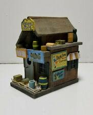 Wood Birdhouse Custom General Store