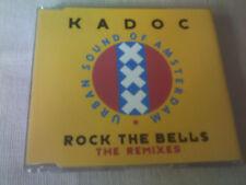 KADOC - ROCK THE BELLS (THE REMIXES) - DANCE CD SINGLE
