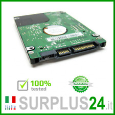 "Hard Disk 160GB SATA 2.5"" interno per Portatile Notebook Laptop con GARANZIA"