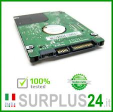 "Hard Disk 160GB SATA 2.5"" interno per Portatile Notebook Laptop con GARANZIA"