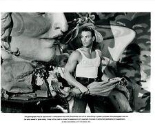 JEAN-CLAUDE VAN DAMME HARD TARGET 1993 VINTAGE PHOTO ORIGINAL #3