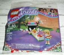 LEGO Friends #30399 Stephanie's Bowling Alley New in Sealed Bag Polybag