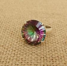 Anelli di lusso topazio Misura anello 12
