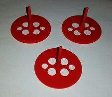 Attack From Mars Star Trek The Next Generation Pinball Machine Bumper Wafer Set