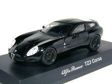 KYOSHO 1:64 Scale Alfa Romeo TZ3 Corsa Black Diecast Miniature Car Collection 4