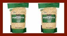 3 Lb Pine Nuts Organic Resealable Bag Kirkland Signature 48 oz