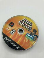 Sony PlayStation 2 PS2 Disc Only Tested World Heroes Anthology Ships Fast