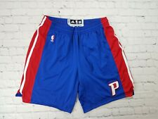 Adidas Detroit Pistons Team Issued Pro Cut Anthony Tolliver Game Worn Shorts 3XL