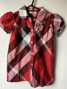 burberry Kids Top Size M