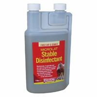EQUIMINS STABLE DISINFECTANT CONCENTRATE 1LT makes 160LT When Diluted