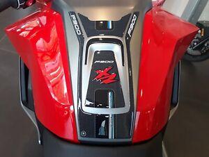 Paraserbatoio gel 3D F900 XR adesivo per serbatoio moto compatibile BMW F900XR