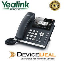 Yealink SIP-T42G   12 Line IP Phone Dual Gigabit, Australian Warranty