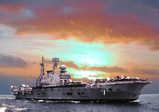 HMS EAGLE - HAND FINISHED, LIMITED EDITION (25)