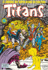 TITANS   112     COLLECTION    LUG