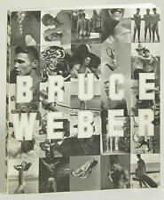 Bruce Weber William S. Burroughs LA/Tokyo show 1991 first edition nudes actors