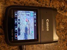 Canon Vixia mini X Hd Pocket Camcorder