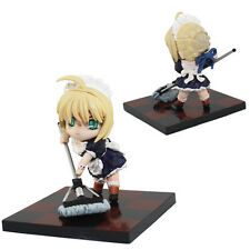 Lovely! Fate Stay Night Saber Alter 6cm PVC Figure No Box #3