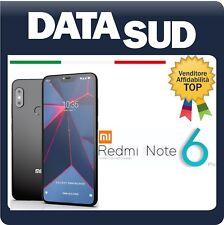 "XIAOMI REDMI NOTE 6 PRO NERO - 3GB RAM- 32GB - 6.26"" - 8CORE - Global Version"