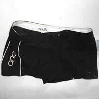 New O'NEILL BOARD SHORTS Junior Womens SIZE 1 Black BALI Swim BOARDSHORTS NWT