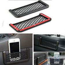 Auto Car Storage Mesh Resilient String Bag Holder Pocket Organizer Cargo Nets CA