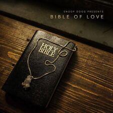 SNOOP DOGG - SNOOP DOGG PRESENTS BIBLE OF LOVE  2 CD NEU