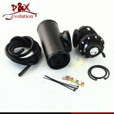 """2.5"""" 63MM Flange Adapter Piping Tube Pipe + SSQV SQV BOV Blow Off Valve For HKS"""