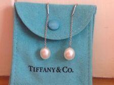 Tiffany & Co.. Hook Sterling Silver Fine Earrings