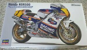Hasegawa 1/12 Scale HondaNSR500 1989 WGP500 Champion Model Kit from Jp 0948