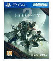 DESTINY 2 Sony PlayStation PS4 2017 English Chinese Japanese Factory Sealed