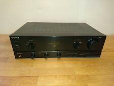 Sony TA-F190  Amplificateur Amplifire Poweramp Stereo Hifi Verstärker