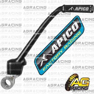 Apico Black Kick Start Starter Lever Pedal For Kawasaki KX 85 Big Wheel 2013