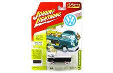 Johnny Lightning Volkswagen Type 2 Pickup Black JLCP7111 1/64
