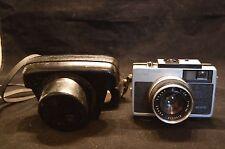 Vintage Sears Auto 600 Easy Load Camera Original Case F2.8 43mm #445862 (F?)