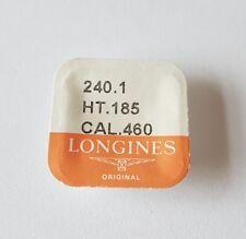 Canon de minutos Longines 460 # 240.1 Suiza Genuina Nuevo Sellado