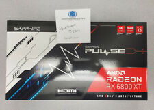 ⚡Sapphire PULSE AMD Radeon RX 6800 XT Gaming Graphics Card IN HAND SHIPS FAST⚡