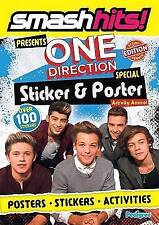 Smash Hits One Direction Sticker & Poster Activity Annual 2013, Pedigree Books L