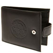 Celtic F.C - Leather Wallet (RFID ANTI FRAUD) - GIFT