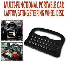 Laptop Tray Table - Stand Steering Wheel Eating Mount Car Travel Desk