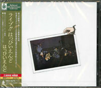 HAPPY END-LIVE!! HAPPY END-JAPAN CD C75