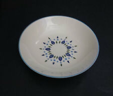Stetson China Company Thunderbird serving bowl Blue Floral Mid century china