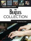 The Beatles Collection Really Easy Piano Sheet Music Songbook 000359244