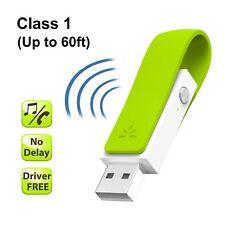 Avantree aptX LONG RANGE Bluetooth 4.1 Adapter for PC Driver-Free & Low Laten...