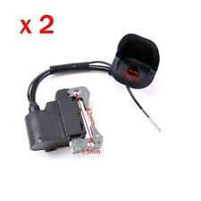2 x 47cc 49cc Mini Pocket Bike COIL Mini MOTO Quad ATV CDI Ignition Coil